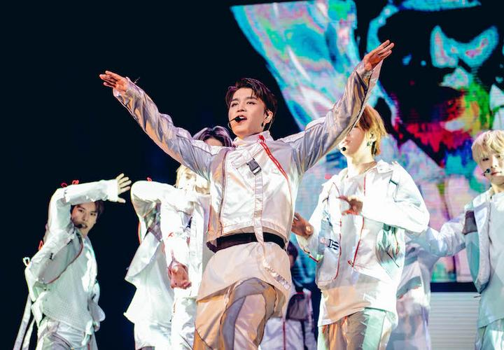 Review: Hip-Hop Meets K-Pop at NCT 127's Prudential Center Show